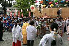 4月29日 例大祭