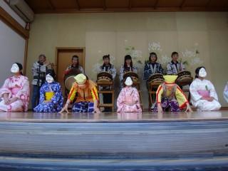 100年以上の伝統を引き継ぐ長津田囃子連の皆さん